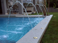 Pro-water Contracts Spray Line Fountain